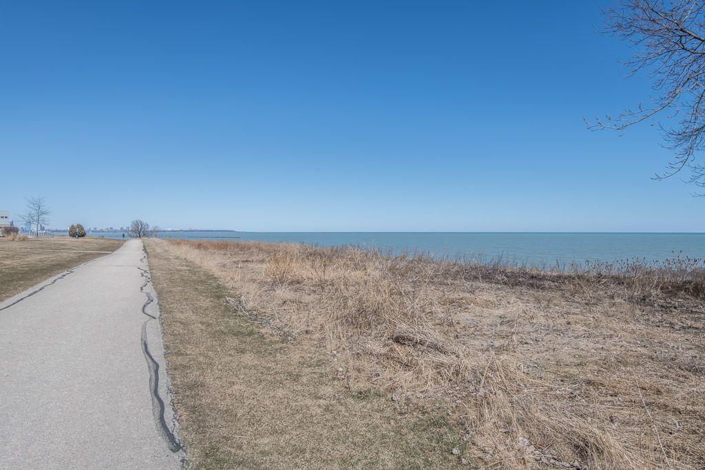 Whittaker path by lake