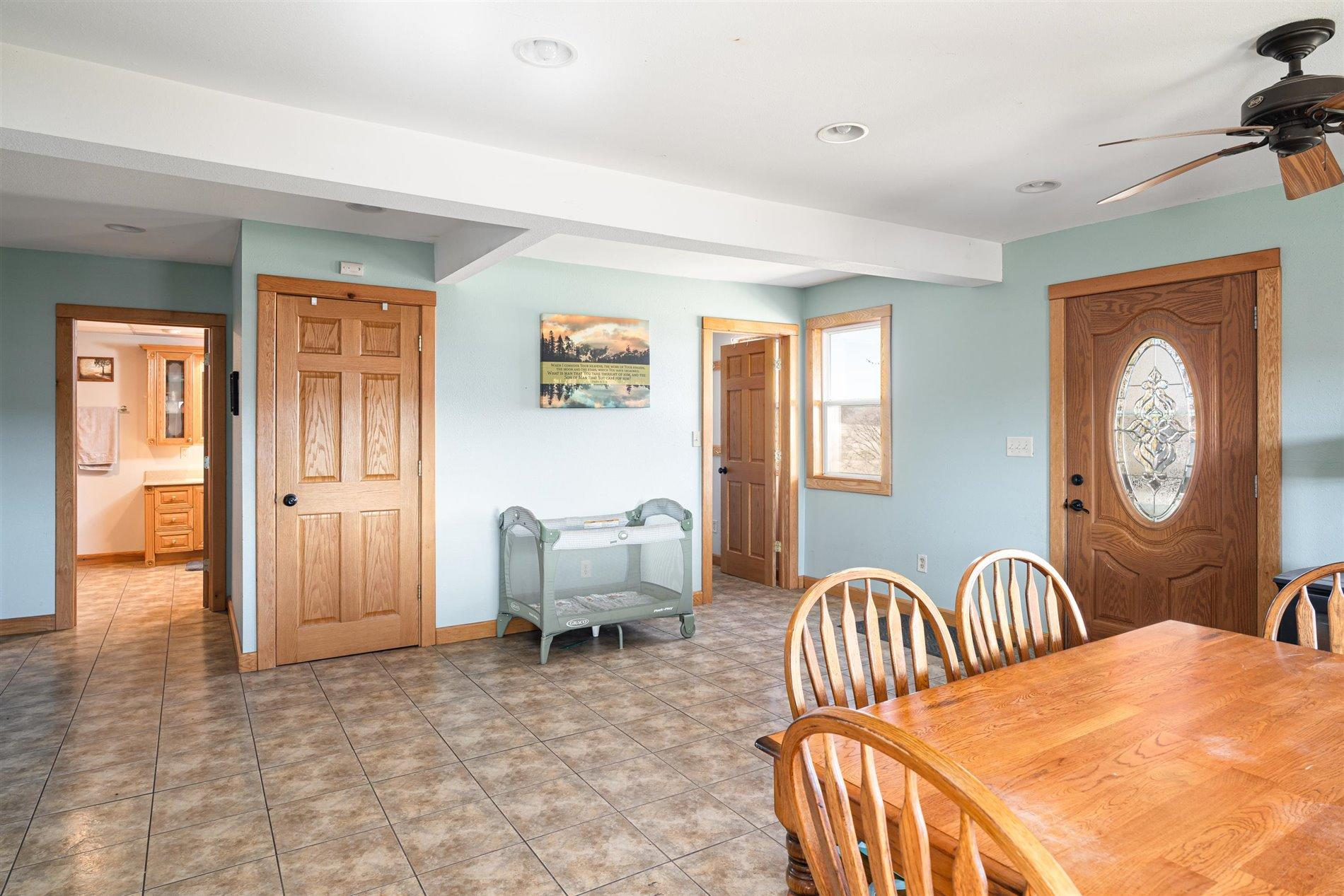 Dining Room/Large Pantry