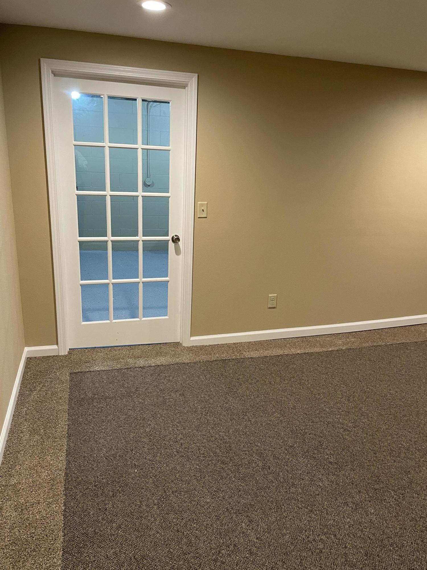 rec room door