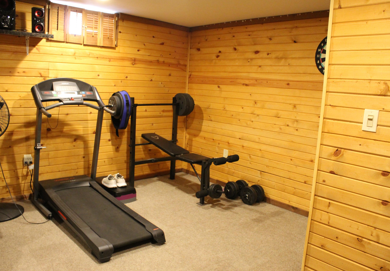Basement Gym