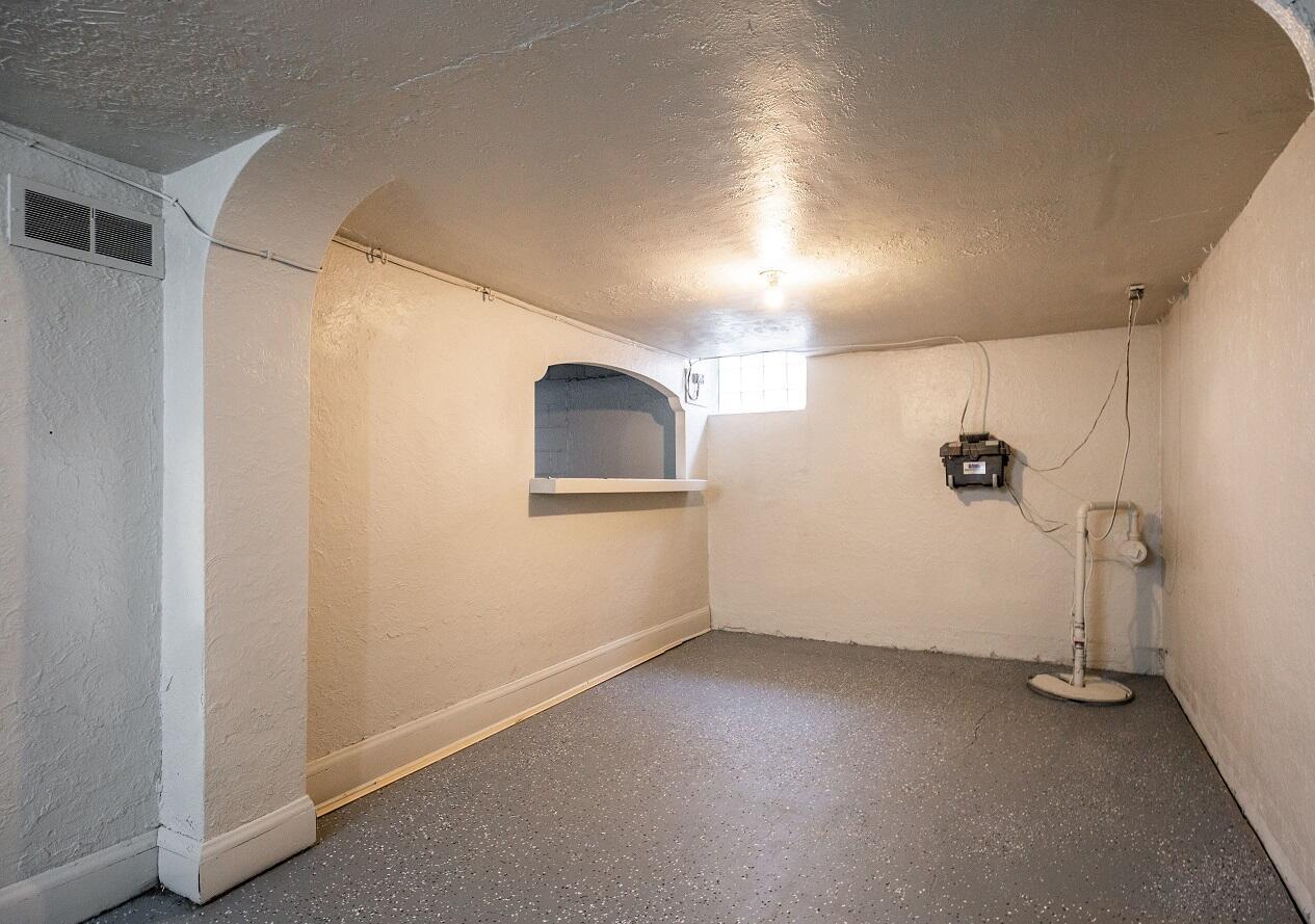Sump Pump Room