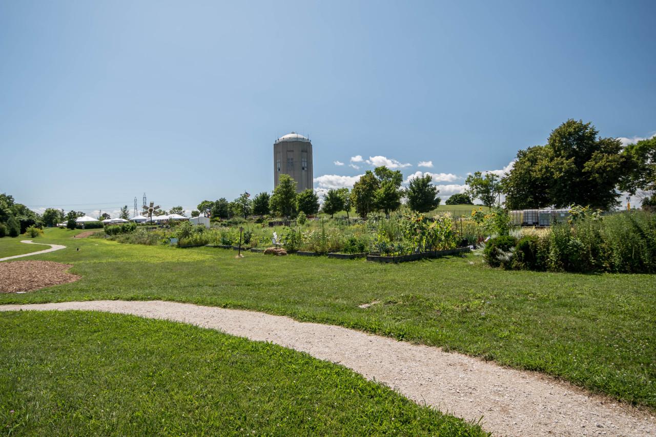 The Garden District Neighborho