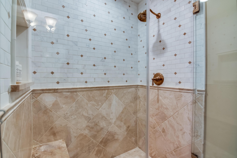 Oversized Master Shower