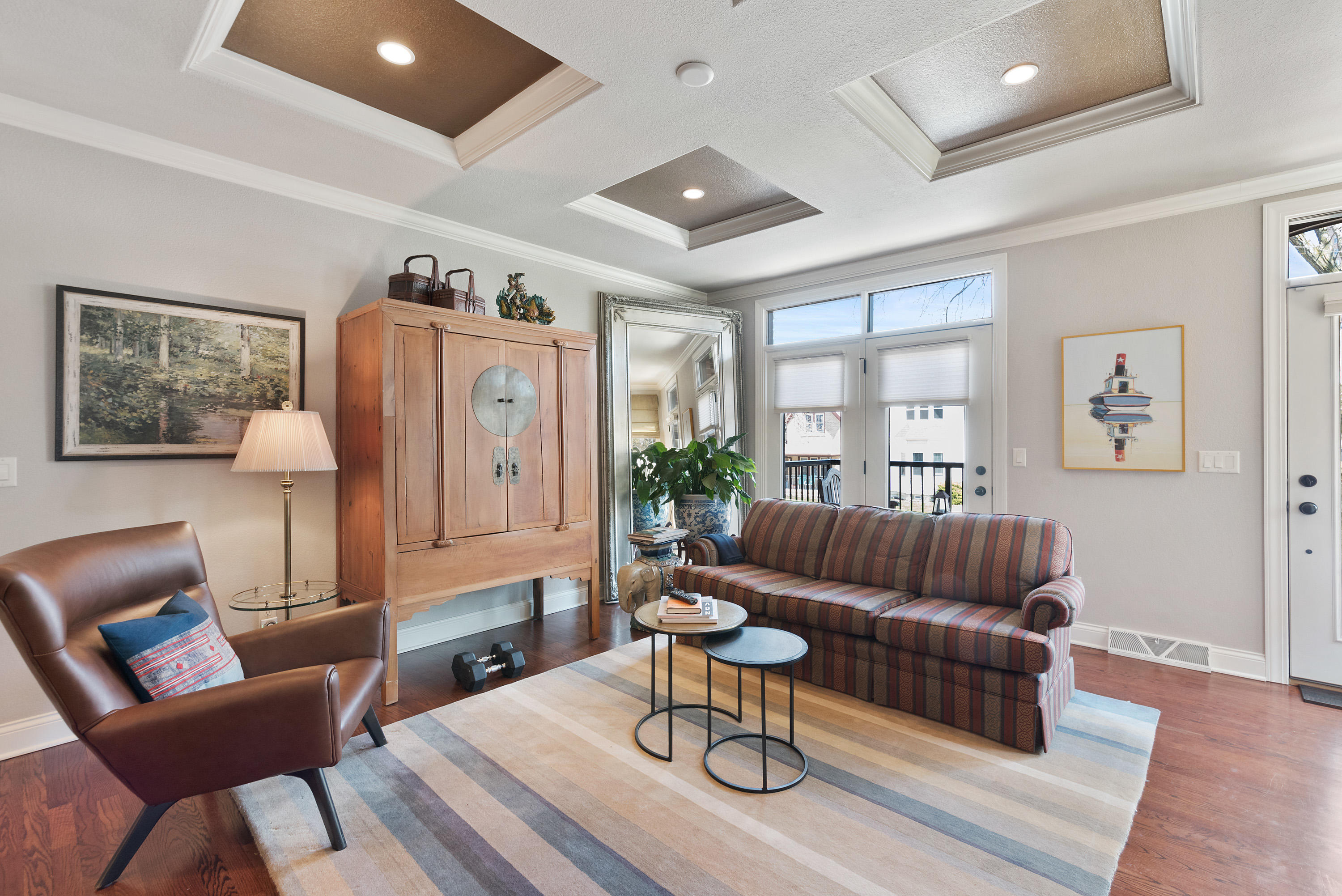 Accent Lighting Throughout Home
