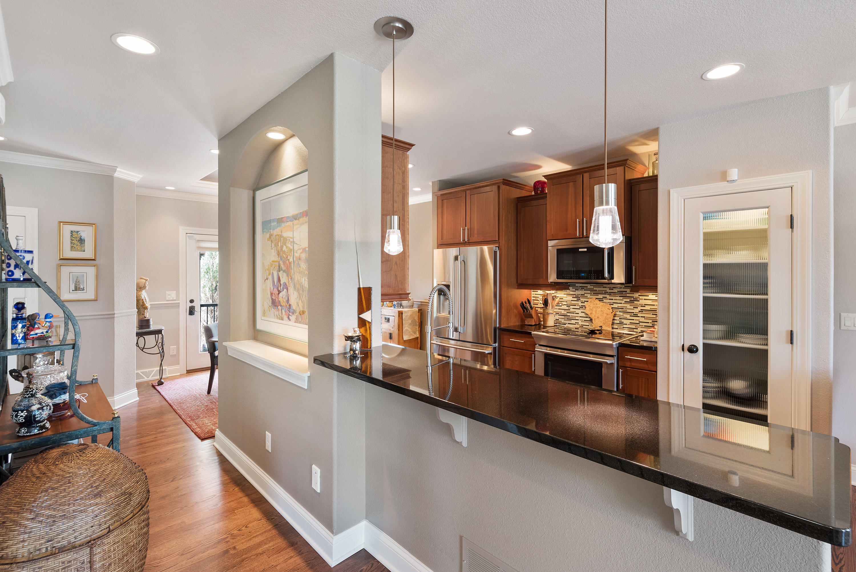 Open Concept Galley Kitchen