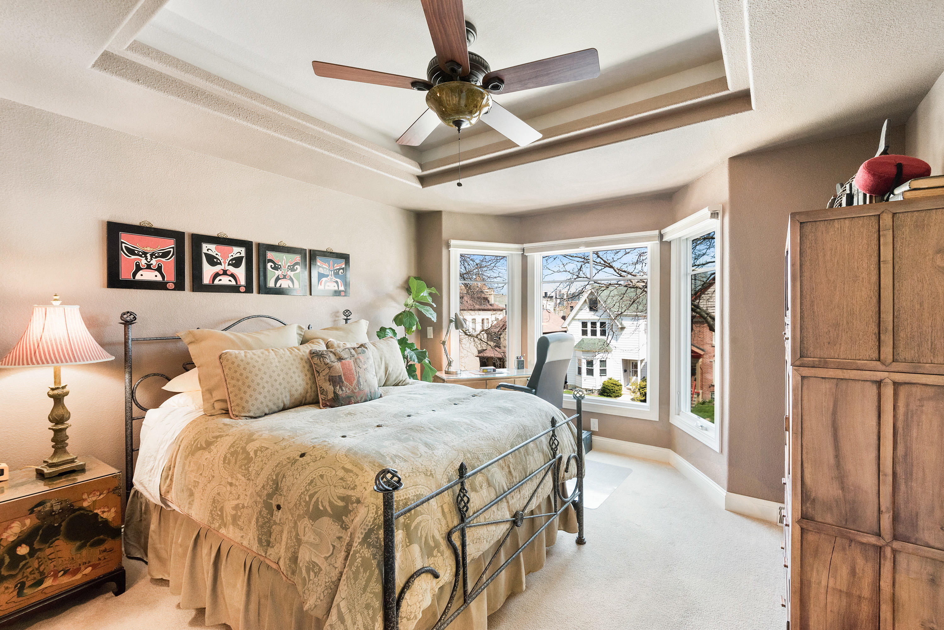 East Facing Master Suite