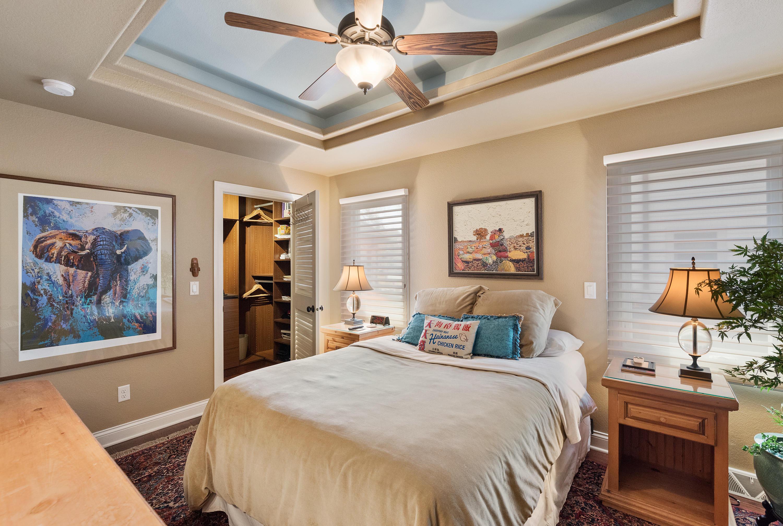 Guest Bedroom w/Walk-In Closet