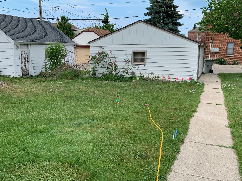 Backyard/Garage