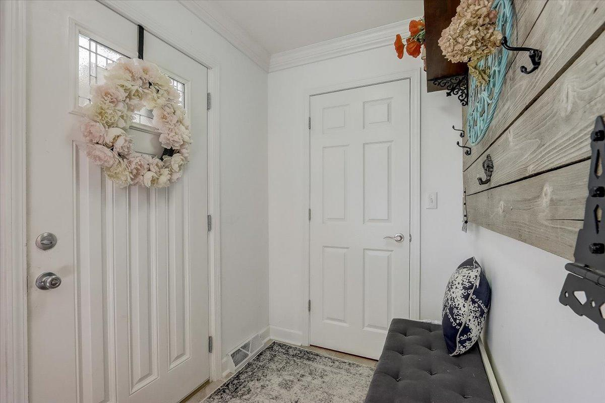 Entry with Large Closet