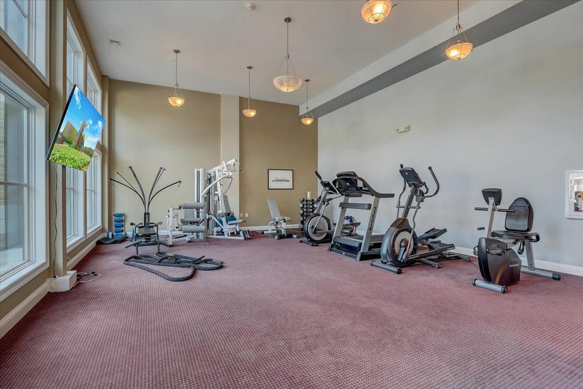 Exercise Room 1