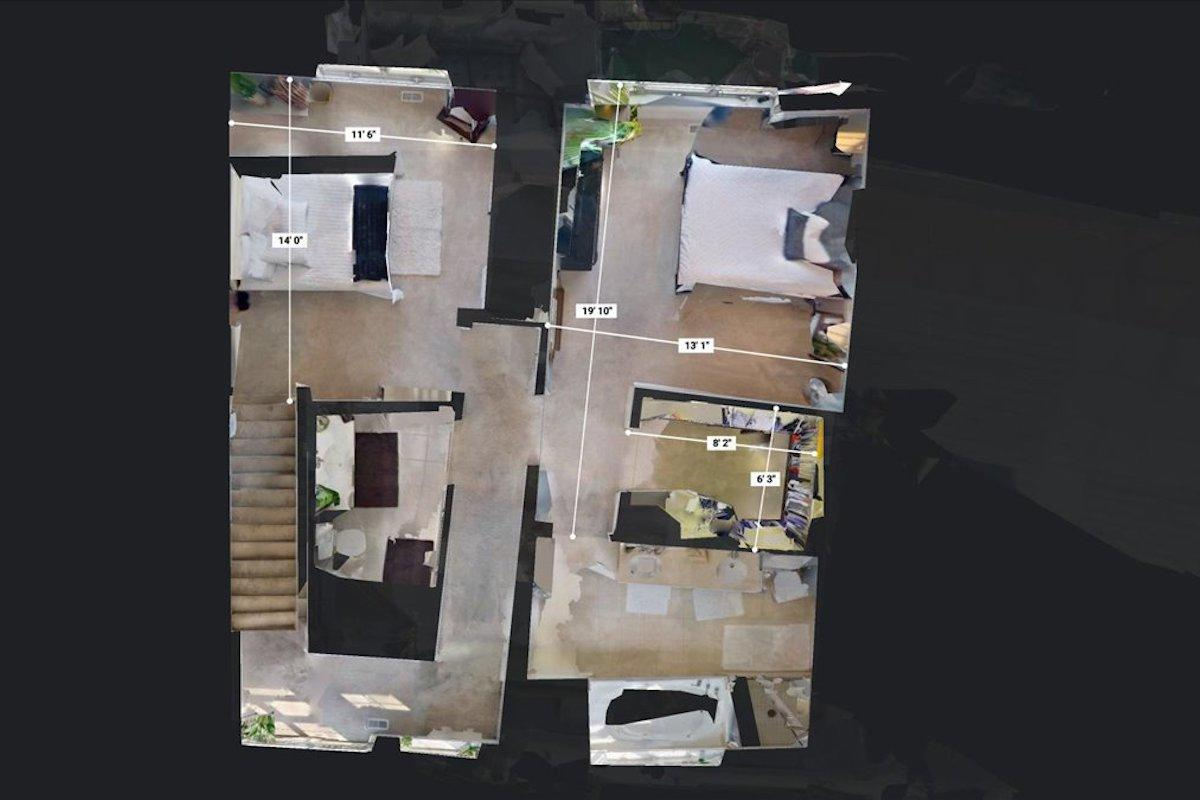 Floor Plan - Upper Level
