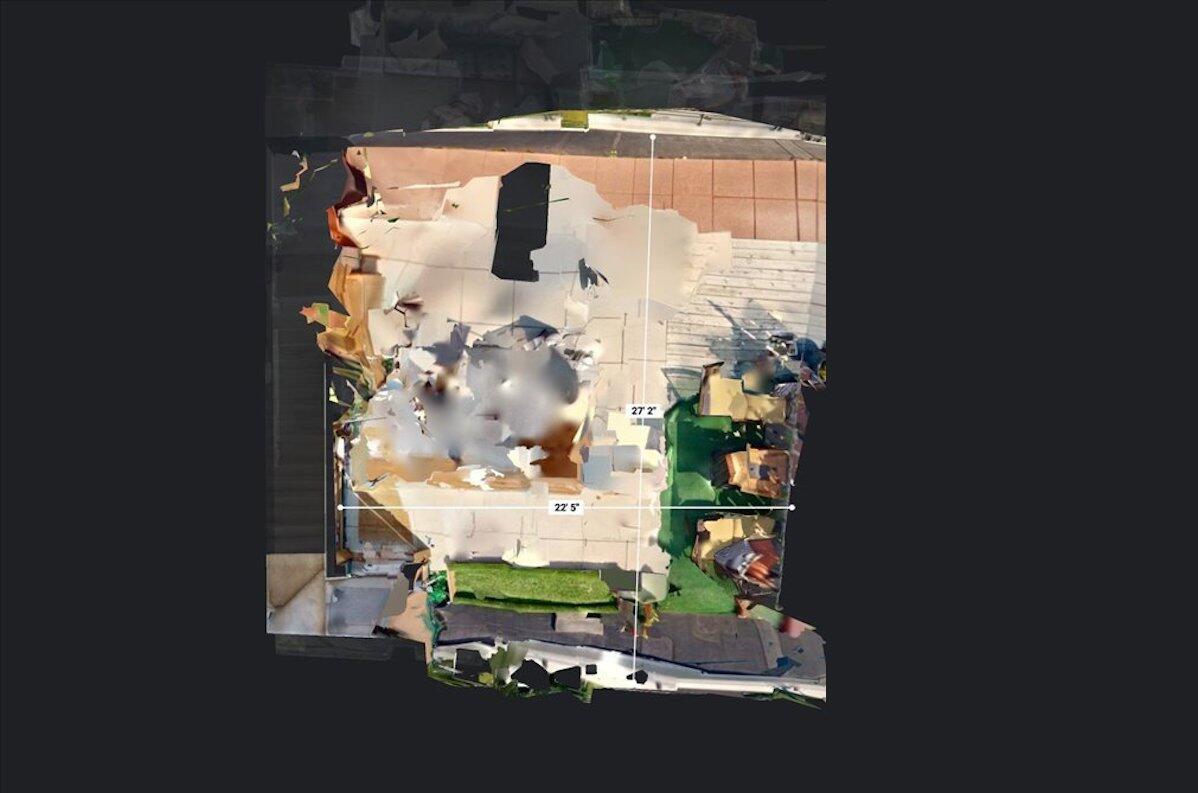 Floor Plan - Rooftop