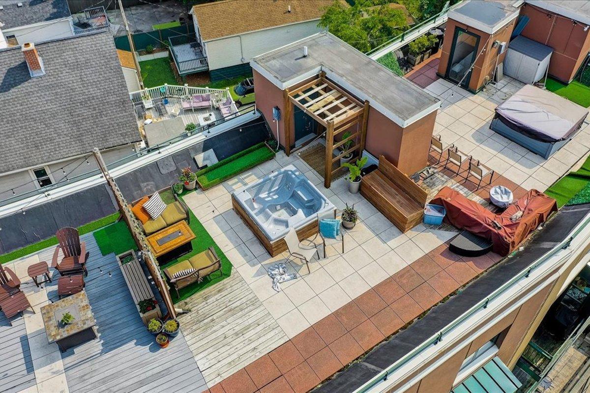 Rooftop - Overhead 1