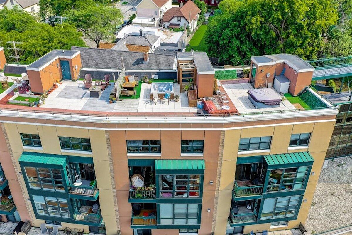 Rooftop - Overhead 2