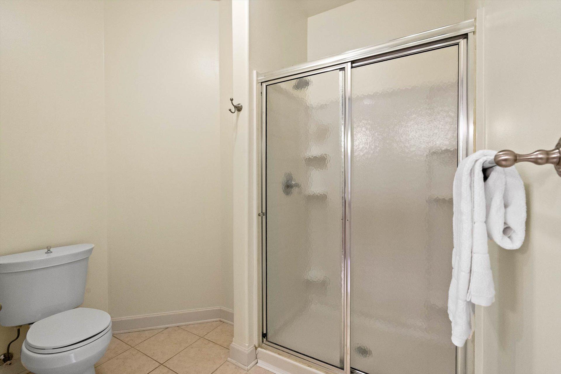 Primary Bathroom Shower