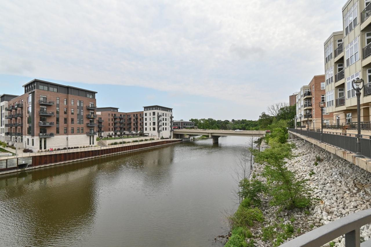 River Views along River Walk