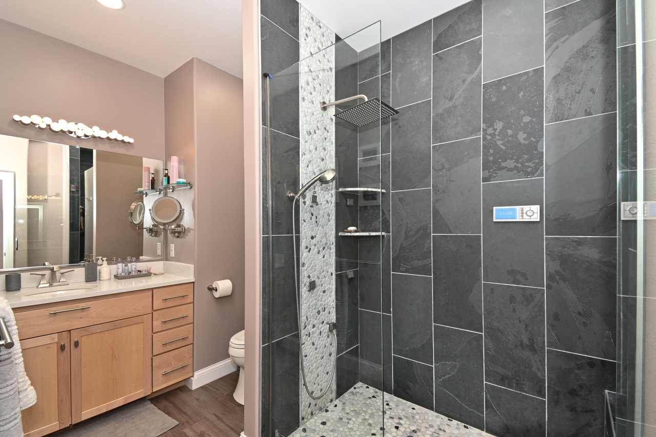 Premium Updated Tile Shower