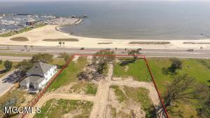 226 W Beach Lot 1, Pass Christian, MS 39571