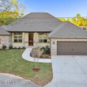 Lot #25 Rue Michelle, D'Iberville, MS 39540