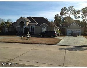 101 Oaks Blvd, Bay St. Louis, MS 39520