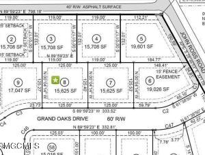 Photo #7 of Lot 8 Grand Oaks Dr , Gulfport, MS 39503