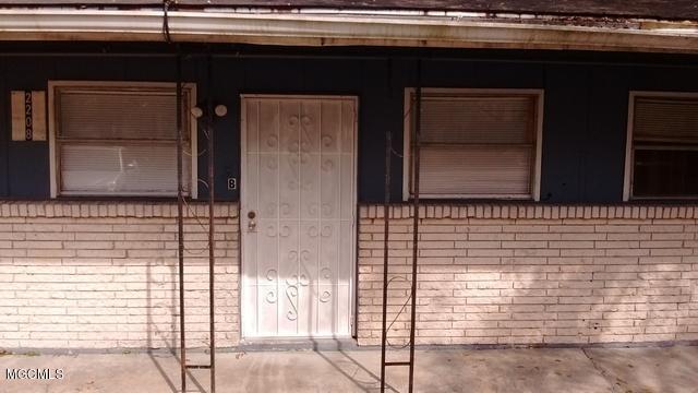 2208 22nd St,Pascagoula,Mississippi 39581,Multi-Family,22nd,339317