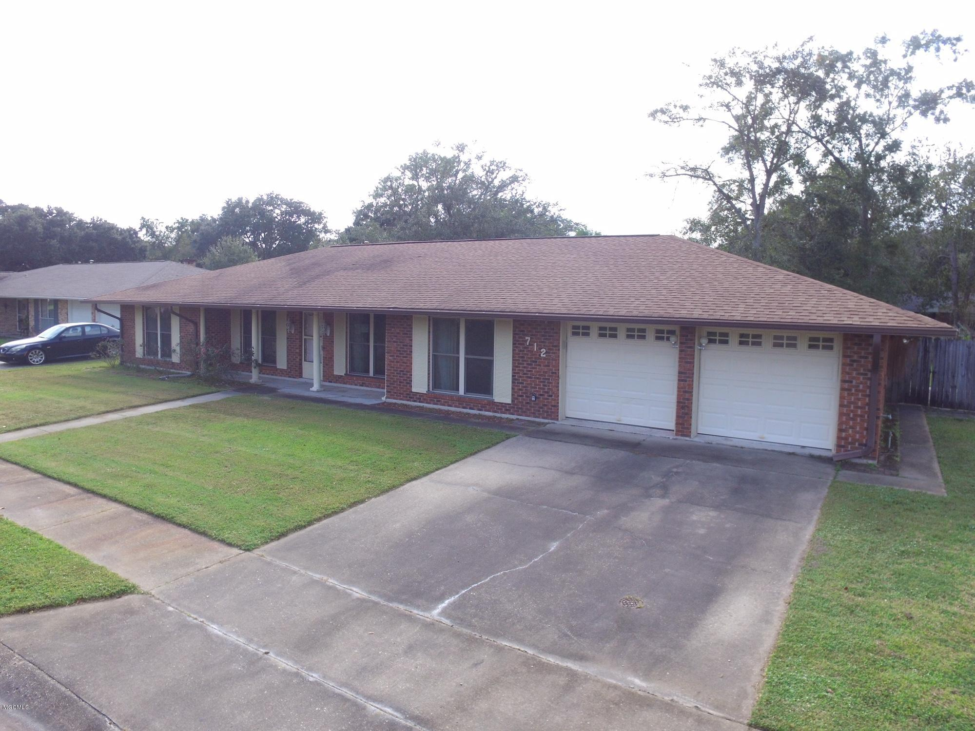 712 Dogwood Dr,Long Beach,Mississippi 39560,4 Bedrooms Bedrooms,2 BathroomsBathrooms,Single-family,Dogwood,340147