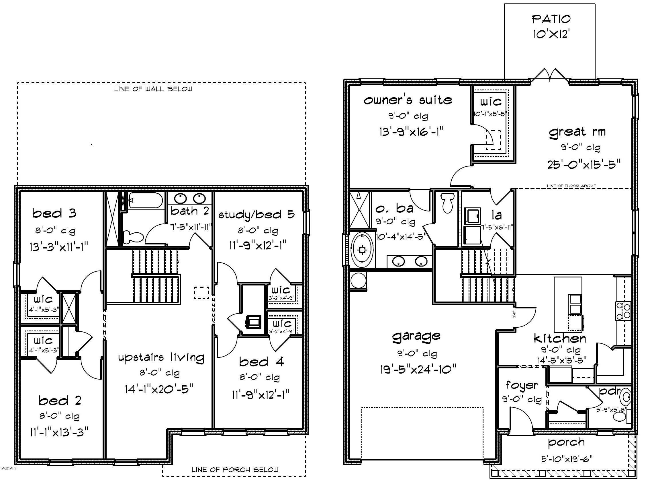 10514 Sweet Bay Dr,Gulfport,Mississippi 39503,5 Bedrooms Bedrooms,2 BathroomsBathrooms,Single-family,Sweet Bay,340557