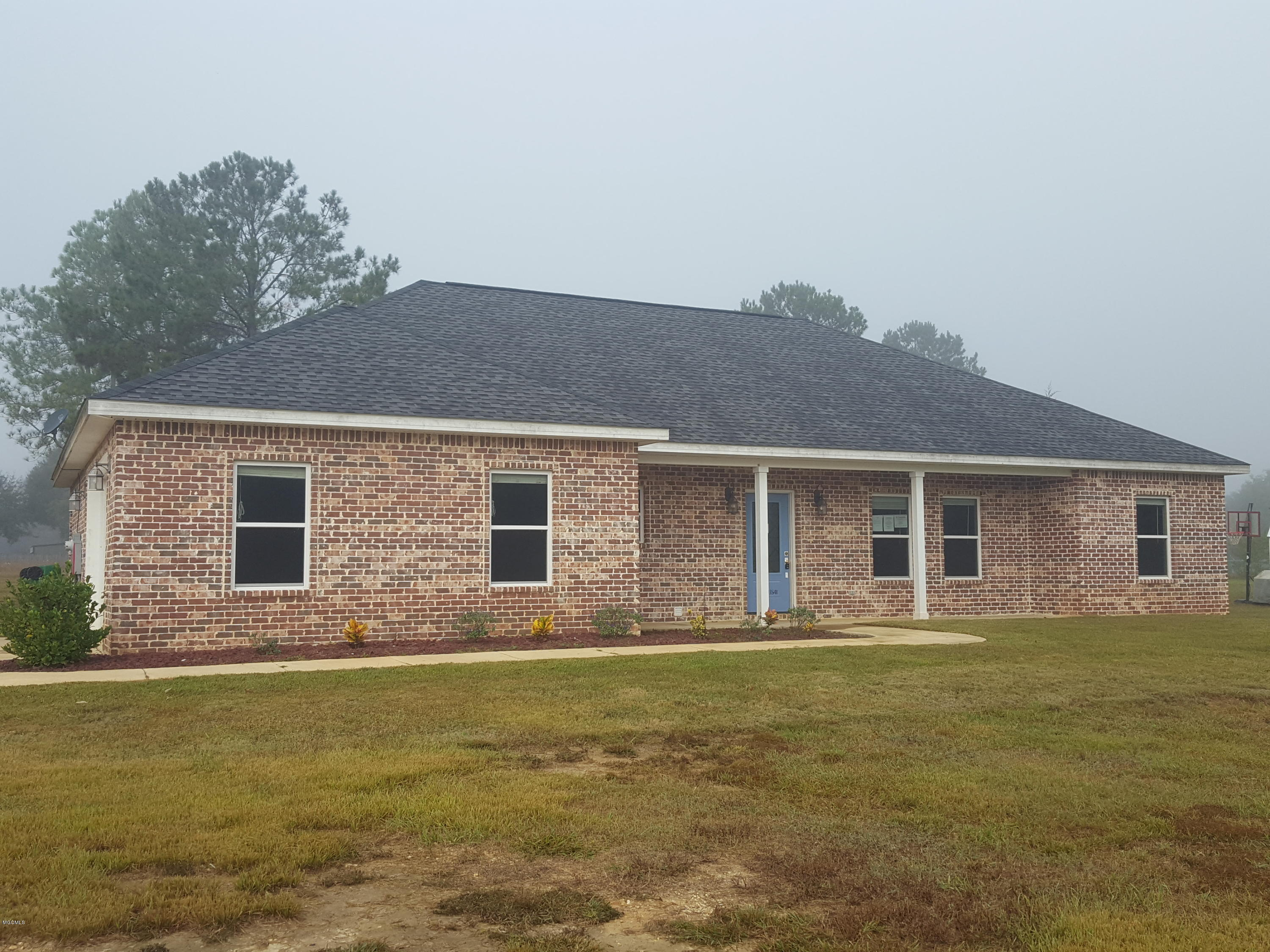 13541 Mount Pleasant Rd, Vancleave, Mississippi 39565, 3 Bedrooms Bedrooms, ,2 BathroomsBathrooms,Single-family,For Sale,Mount Pleasant,340901