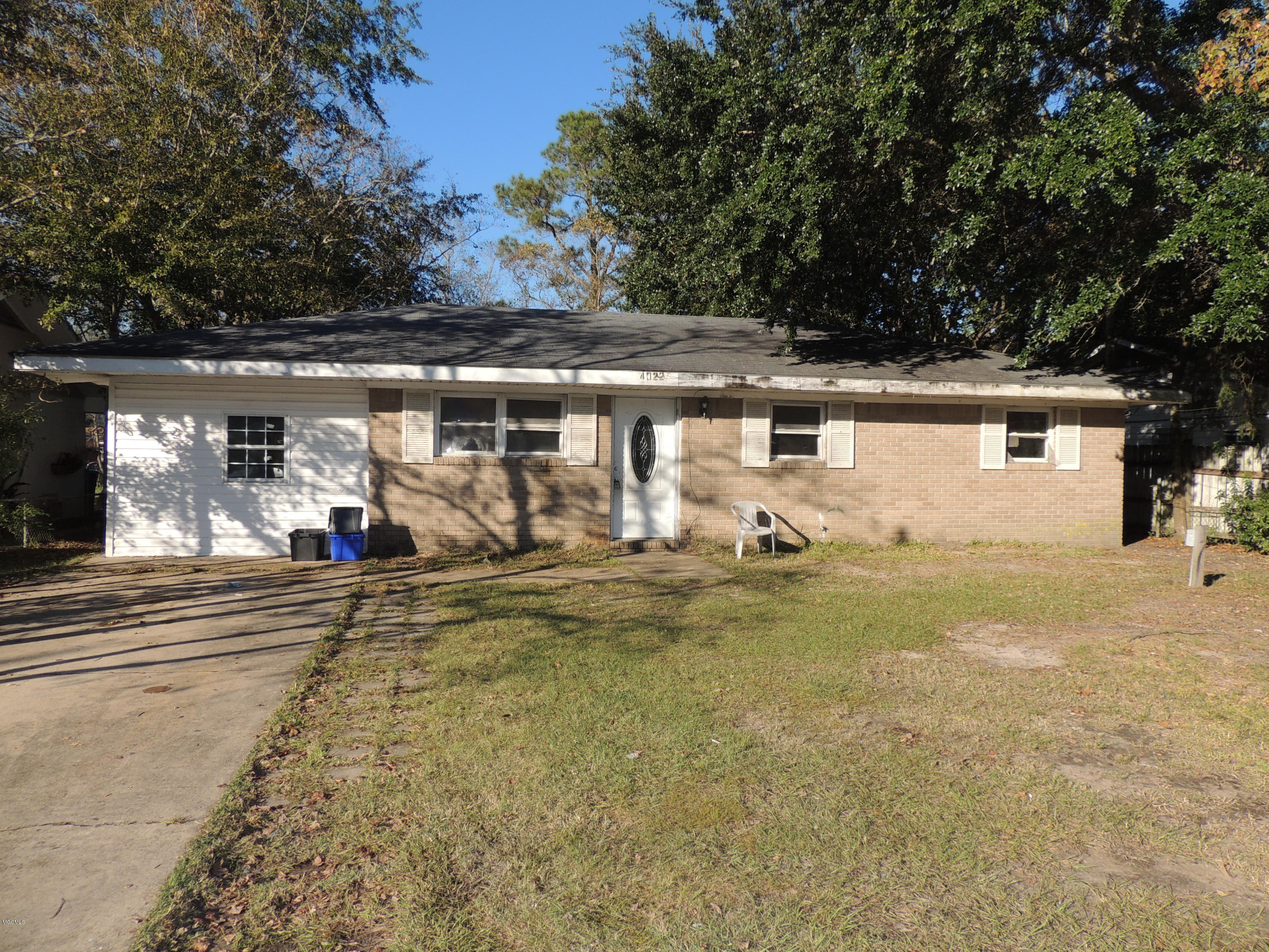 4022 Ponderosa Dr, Gulfport, Mississippi 39501, 3 Bedrooms Bedrooms, ,1 BathroomBathrooms,Single-family,For Sale,Ponderosa,341169