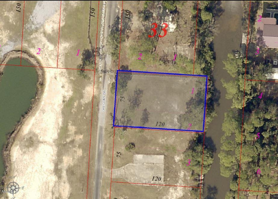 Lot 1 Gregory Dr, Pass Christian, Mississippi 39571, ,Lots/Acreage/Farm,For Sale,Gregory,341203