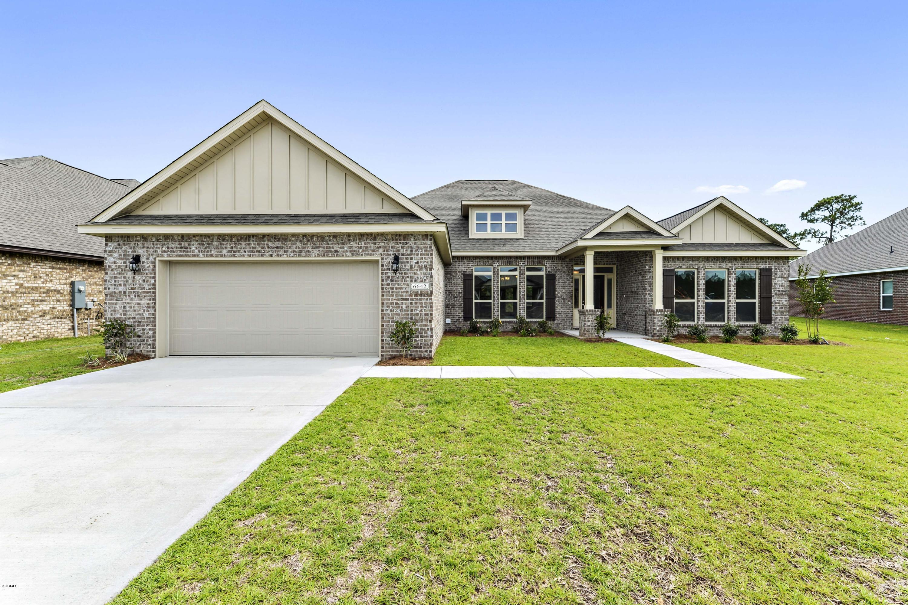 6412 Chickory Way, Ocean Springs, Mississippi 39564, 4 Bedrooms Bedrooms, ,3 BathroomsBathrooms,Single-family,For Sale,Chickory,342058