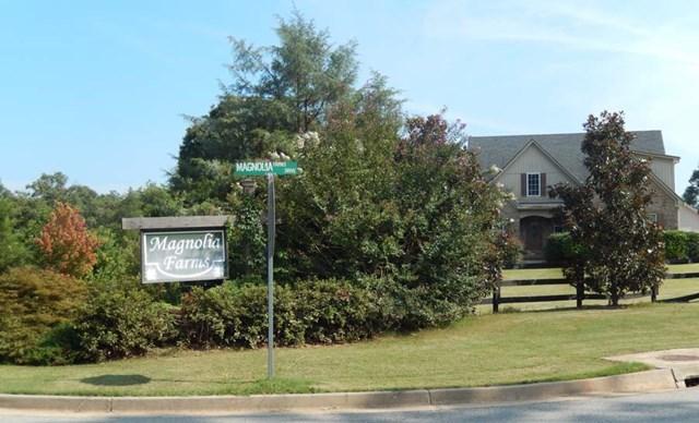 Lot 7 Magnolia Farms Drive, Milner, GA 30257
