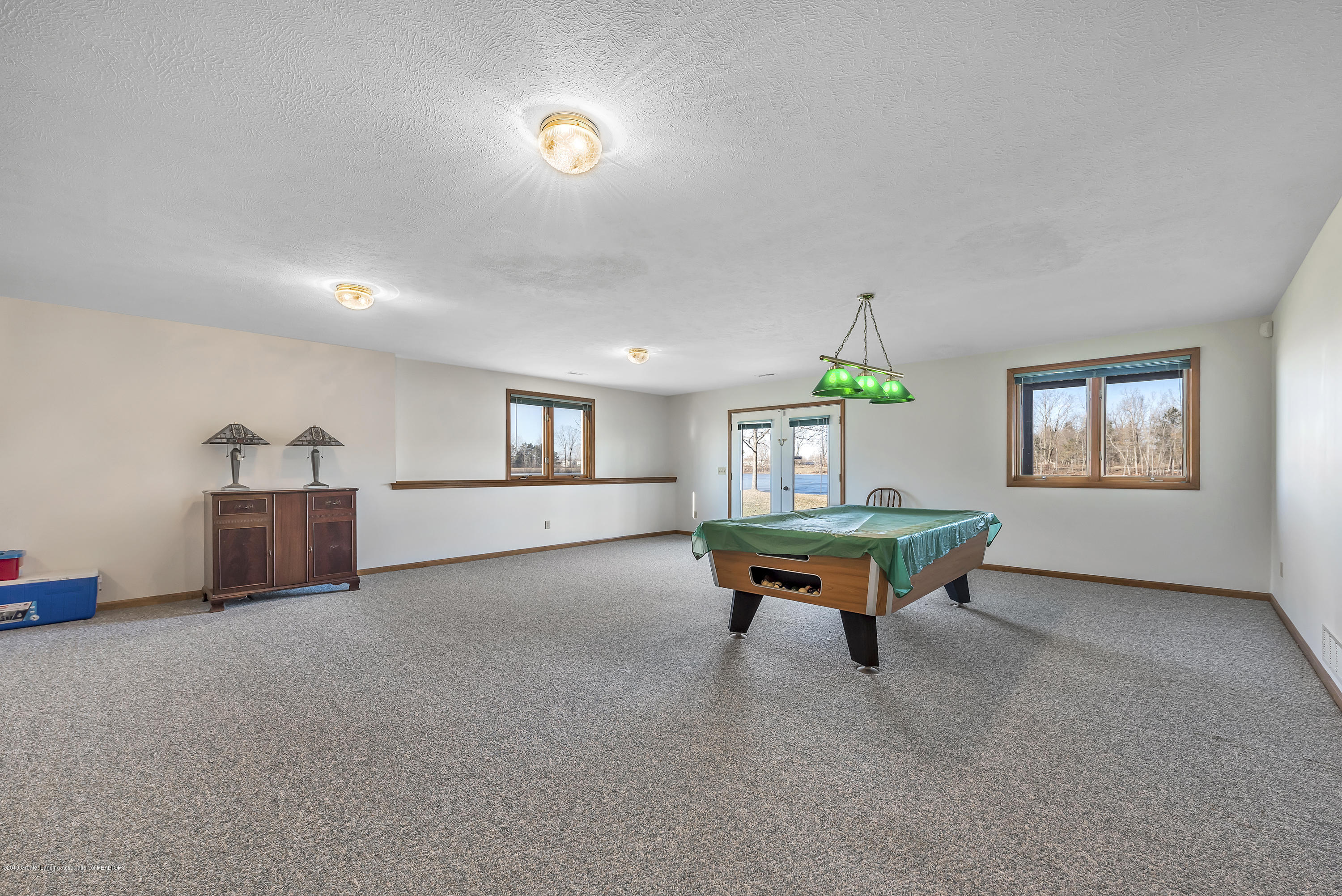 Lower Level Family Room:  8558 Ironstone Drive