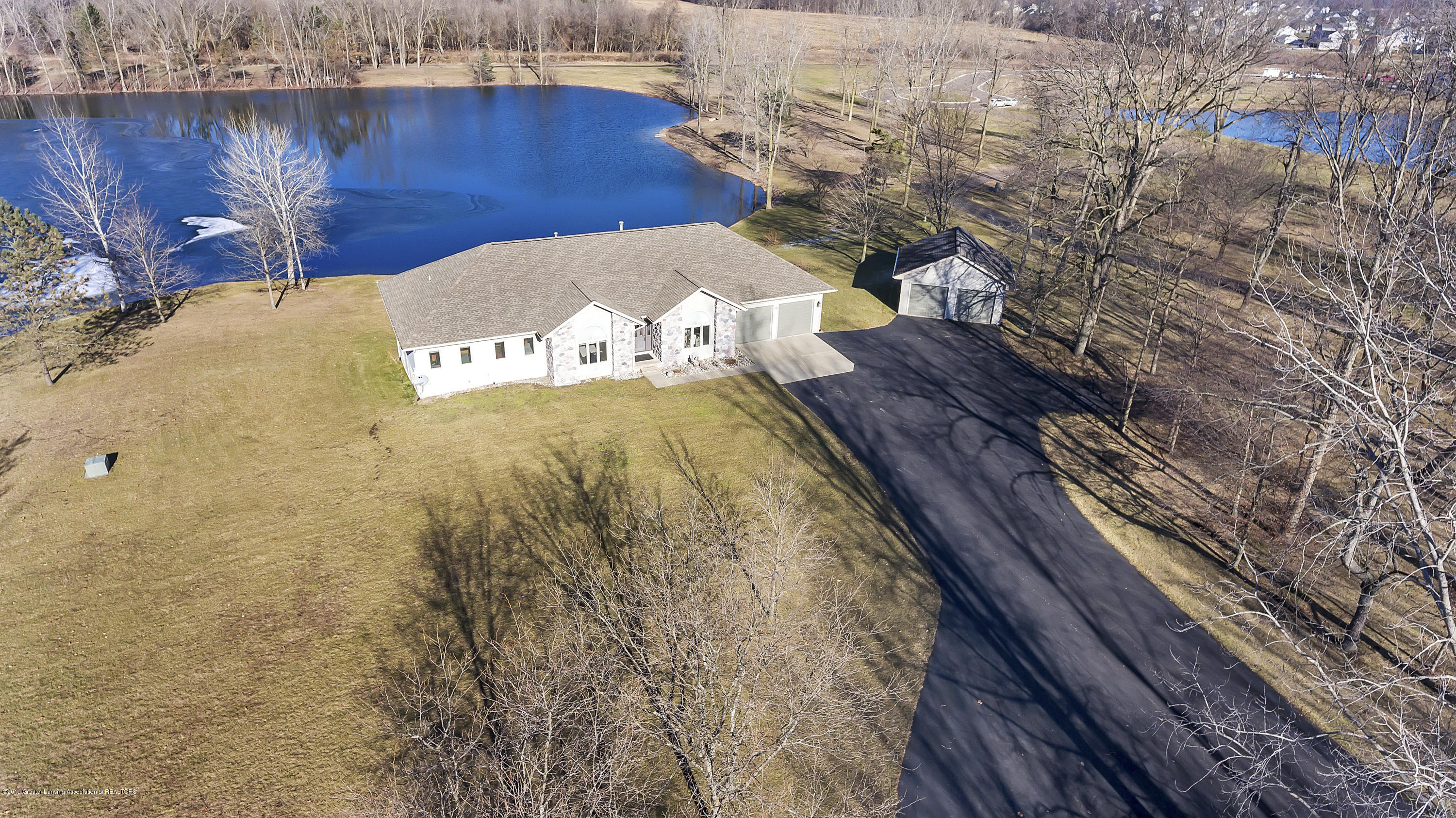 Top view:  8558 Ironstone Drive