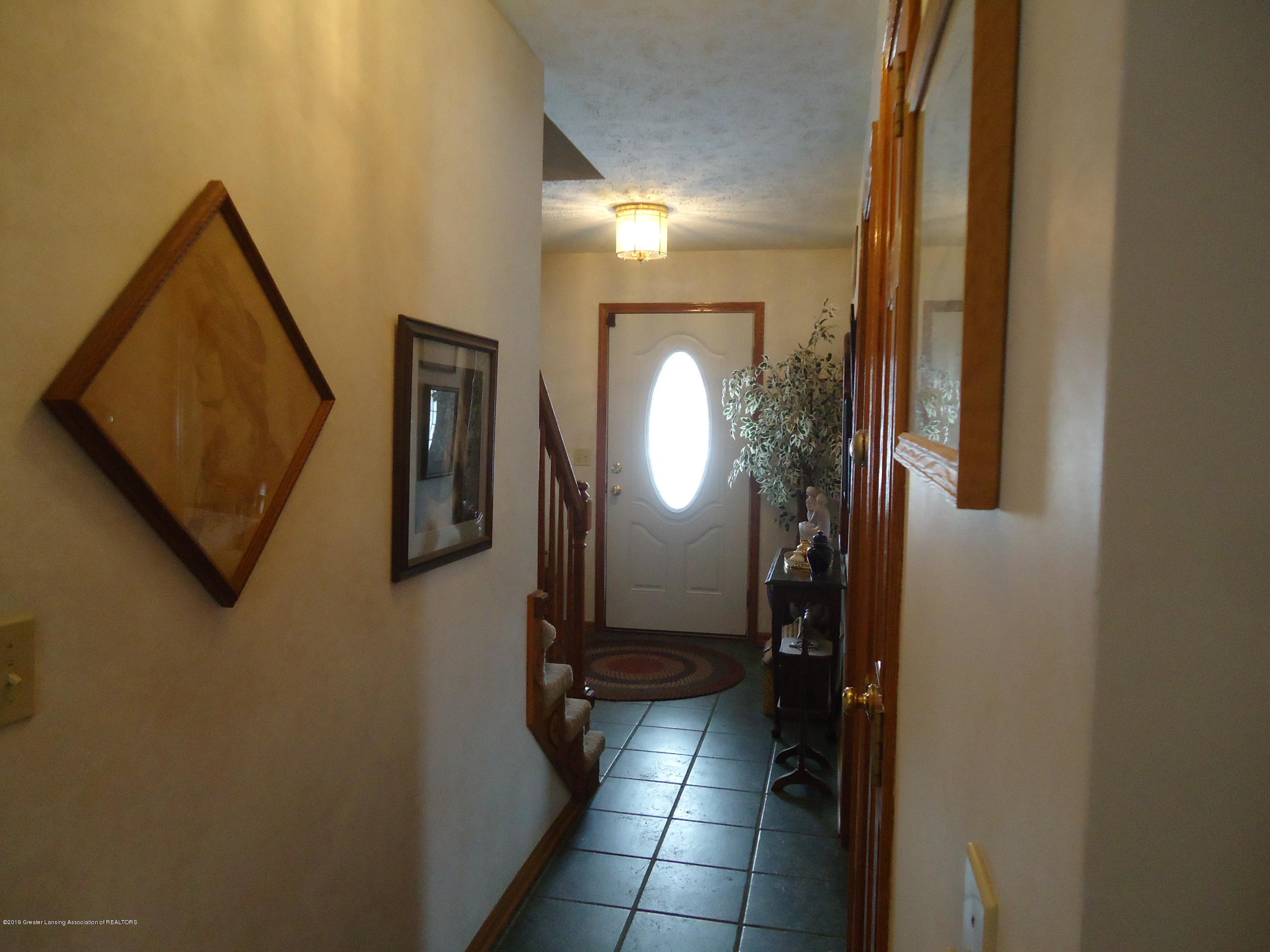 Front Hallway:  130 Canterbury Drive