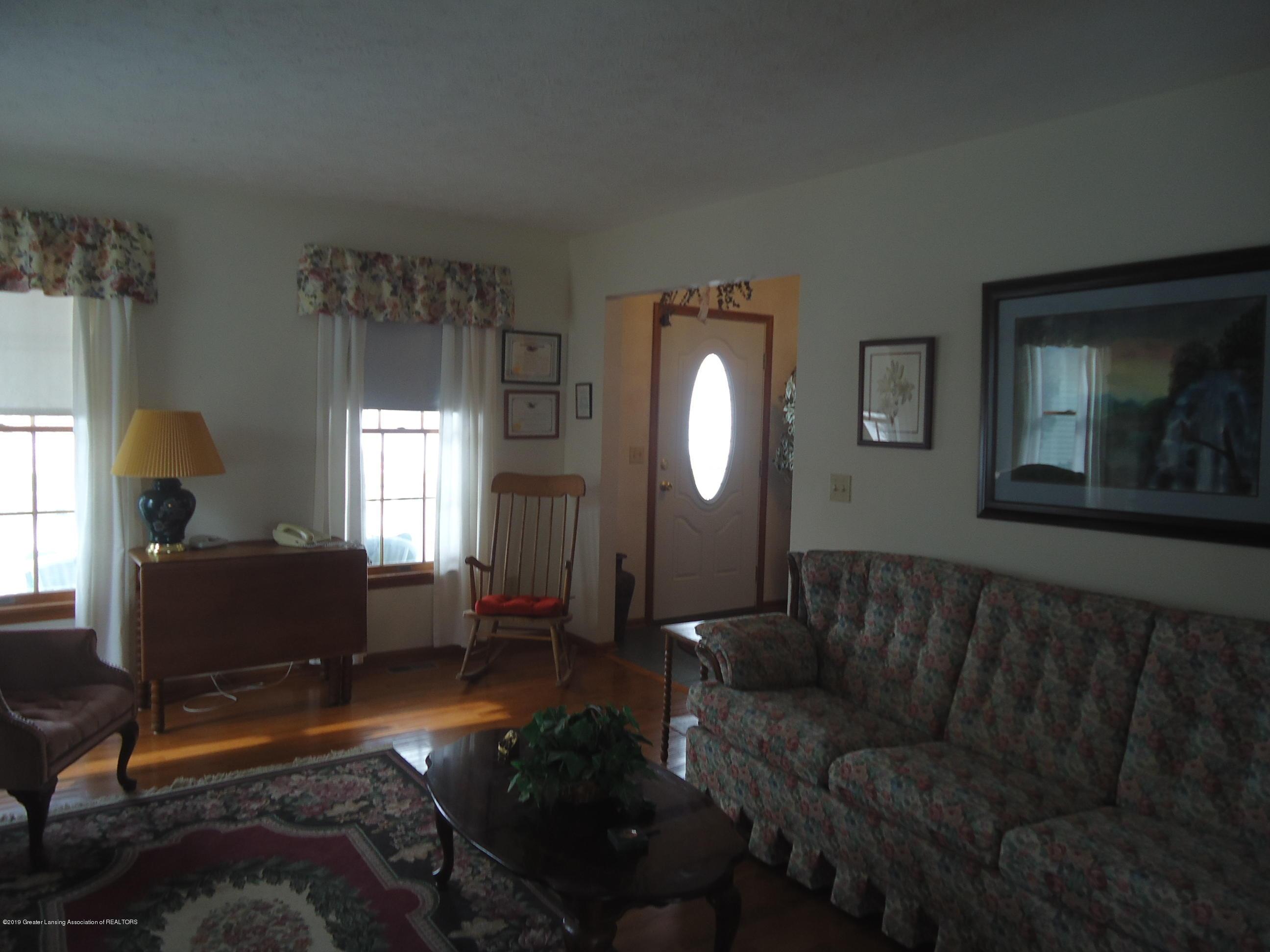 Living Room:  130 Canterbury Drive