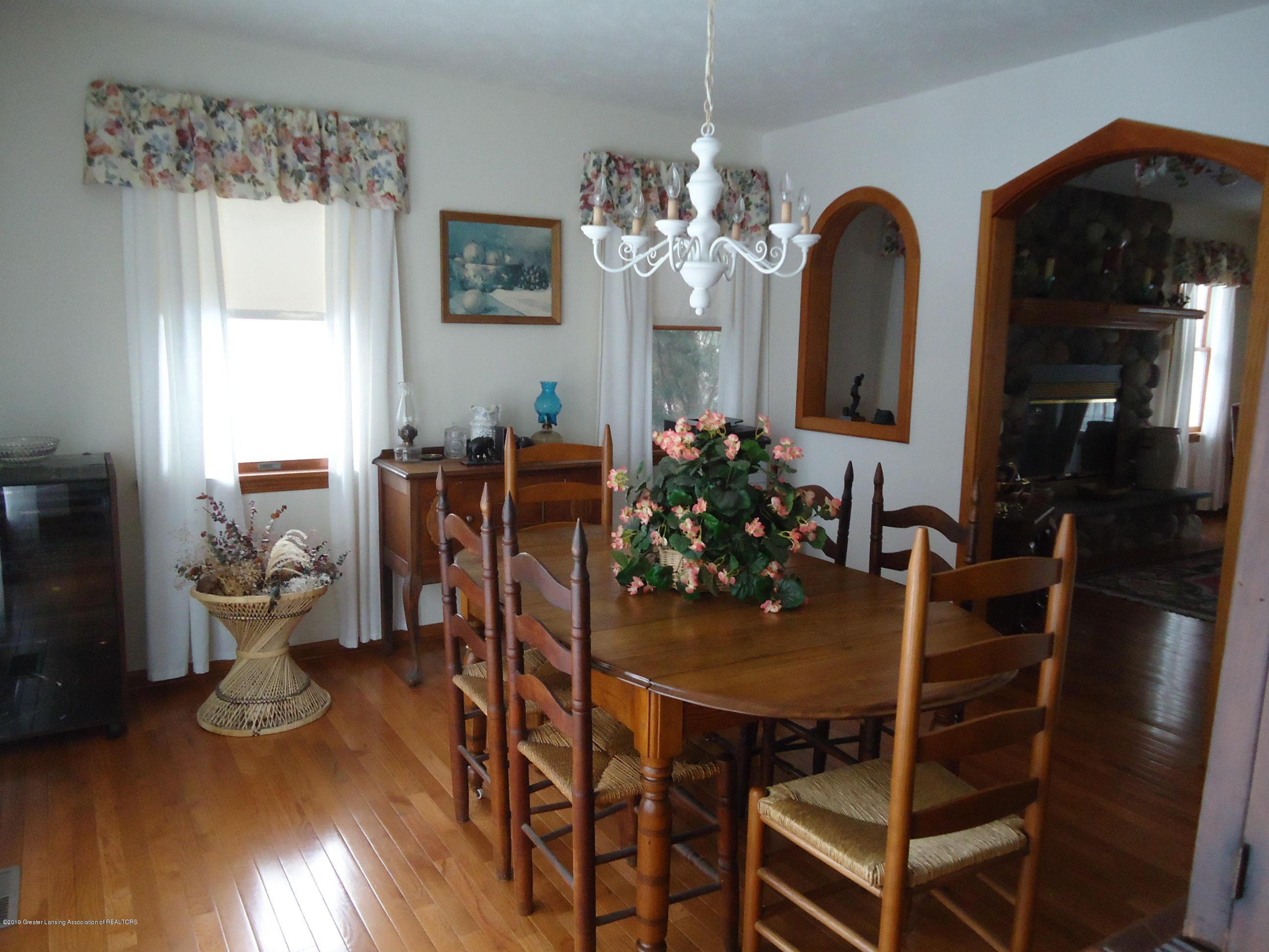 Dining Room:  130 Canterbury Drive