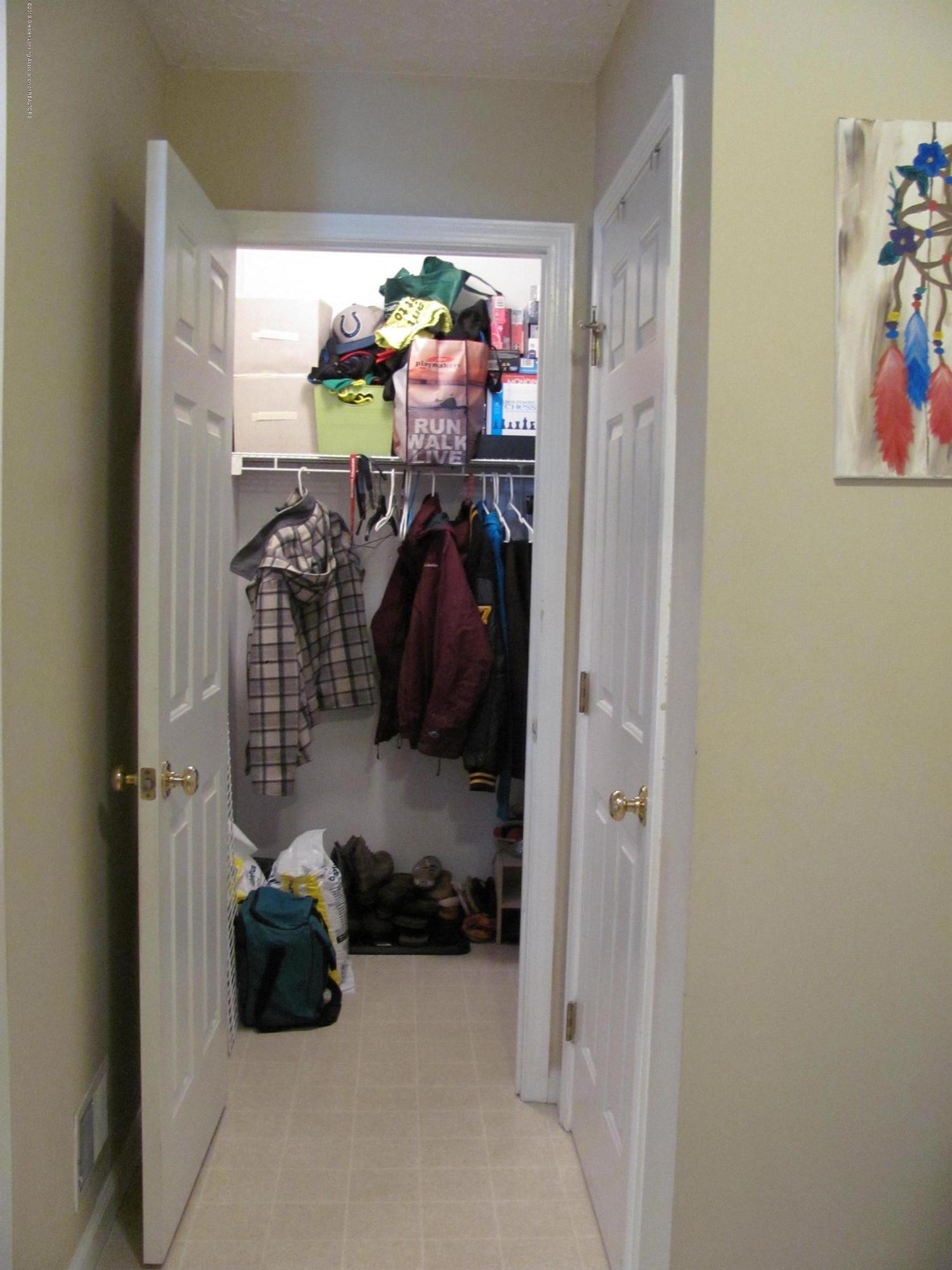 Large closet:  1180 Porter Drive