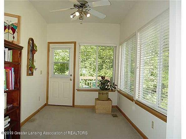 Sunroom:  1426 Safire Court