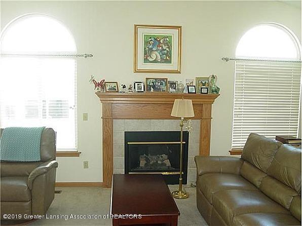 Fireplace:  1426 Safire Court