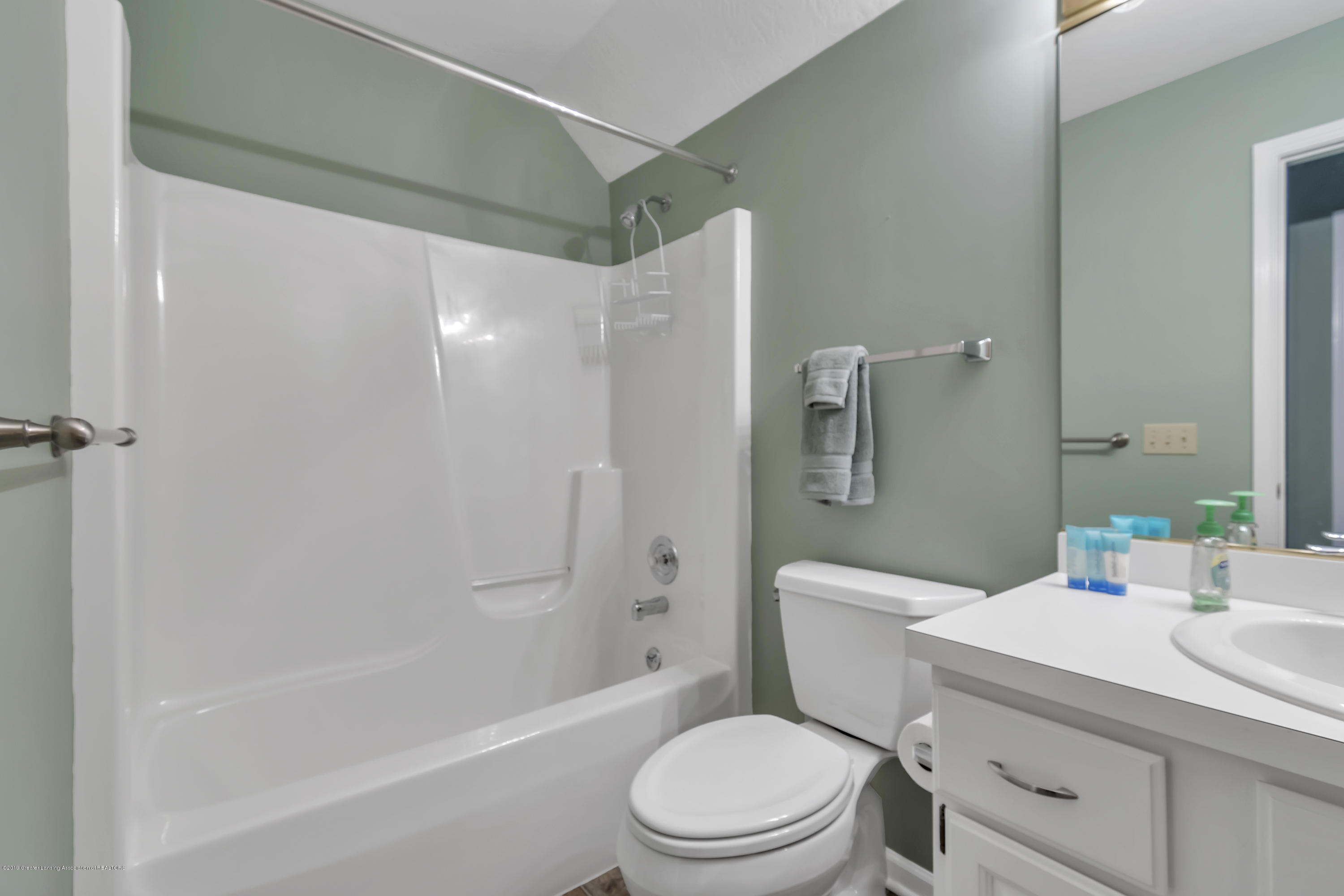 Second Level Full Bath:  1528 Winchell Court