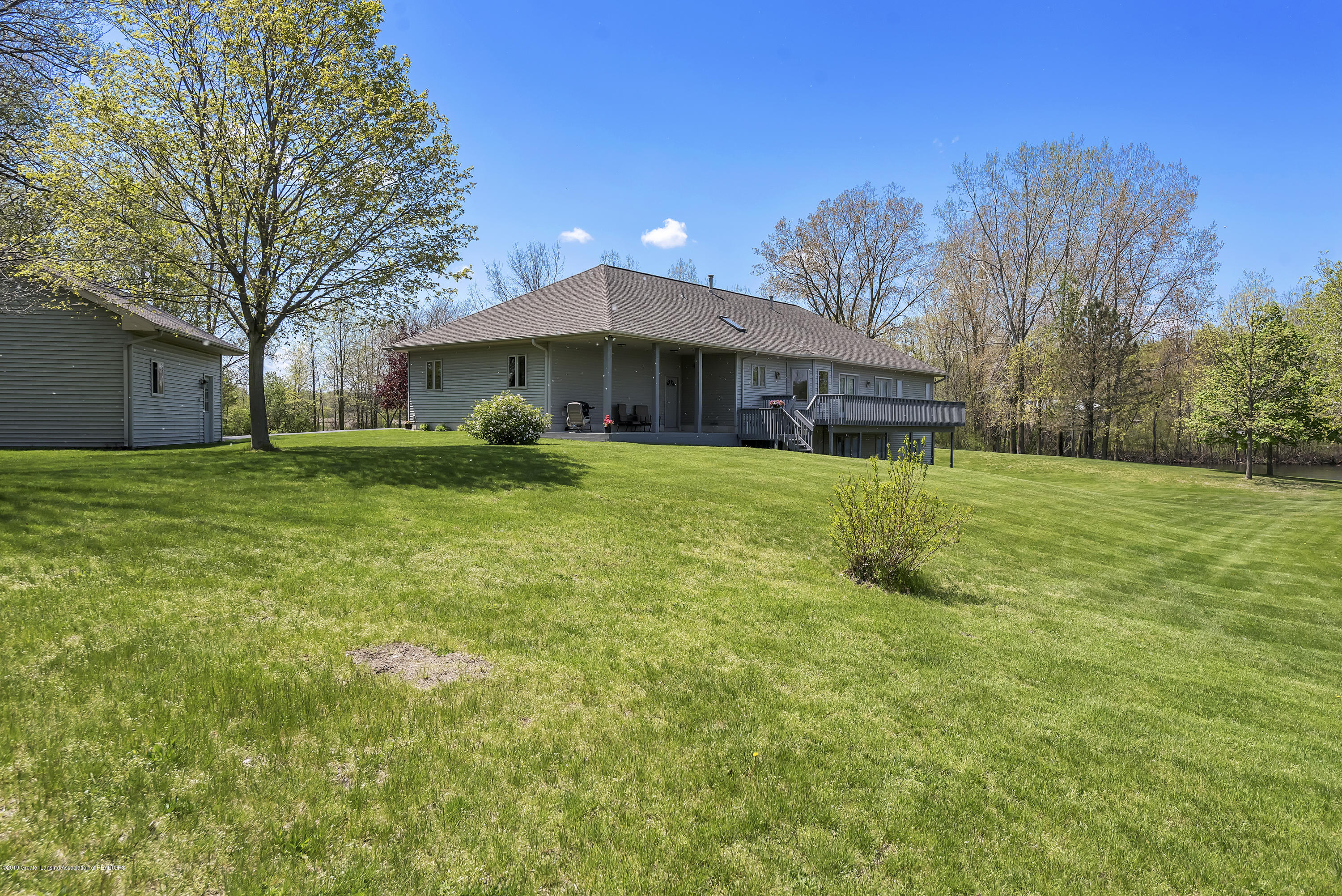 Outside View:  8558 Ironstone Drive