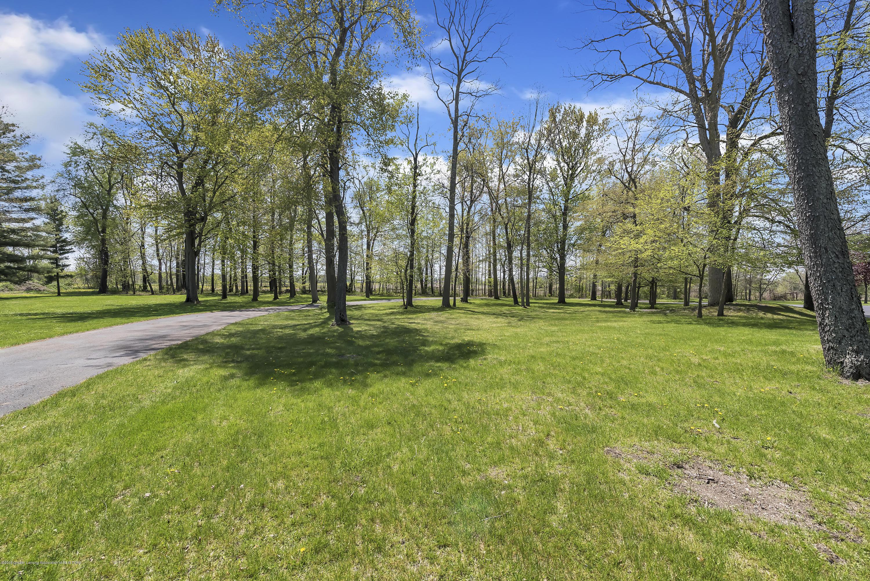 Yard View:  8558 Ironstone Drive