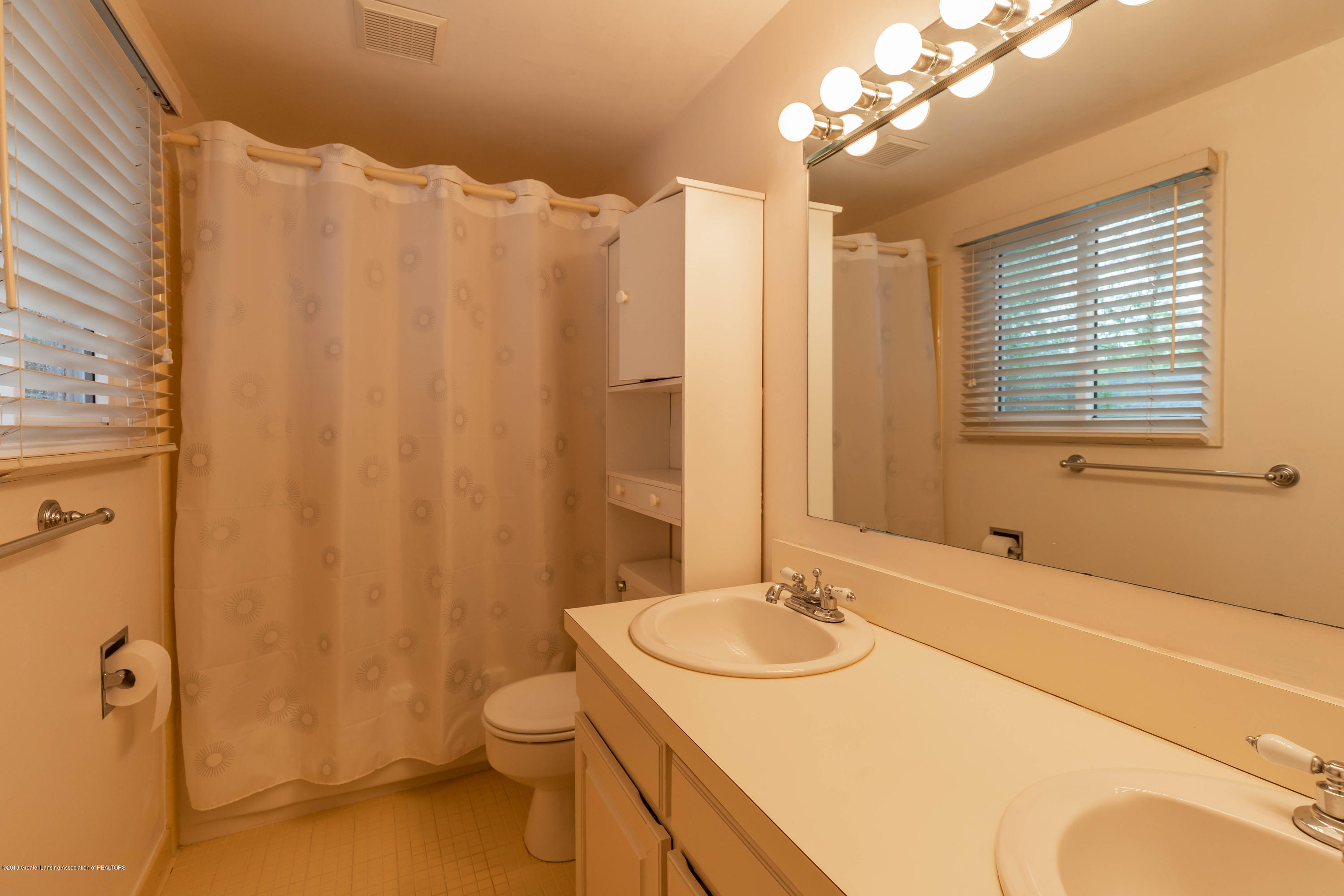 Main bath:  1825 N Harrison Road