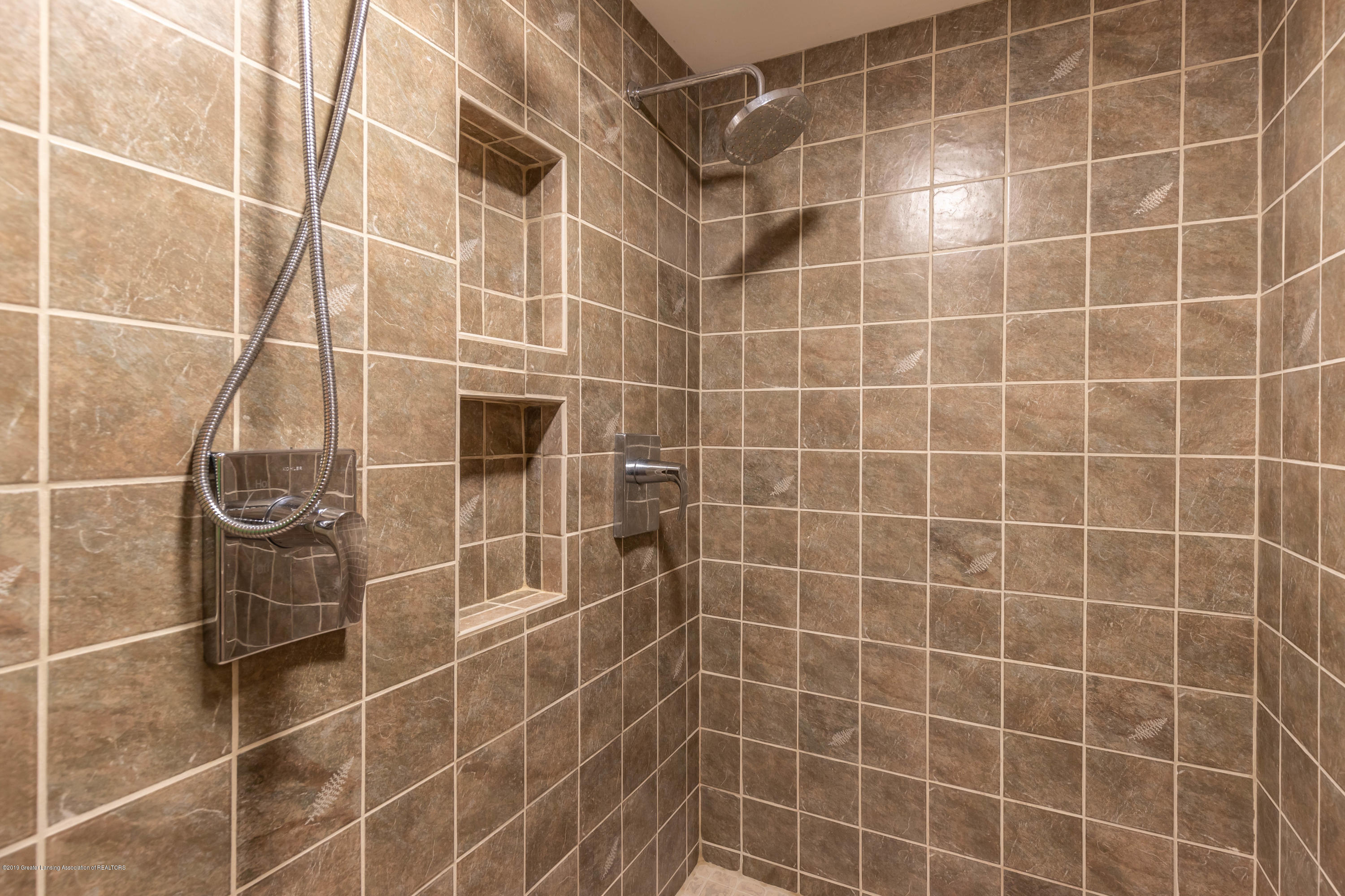 Master bath:  1825 N Harrison Road