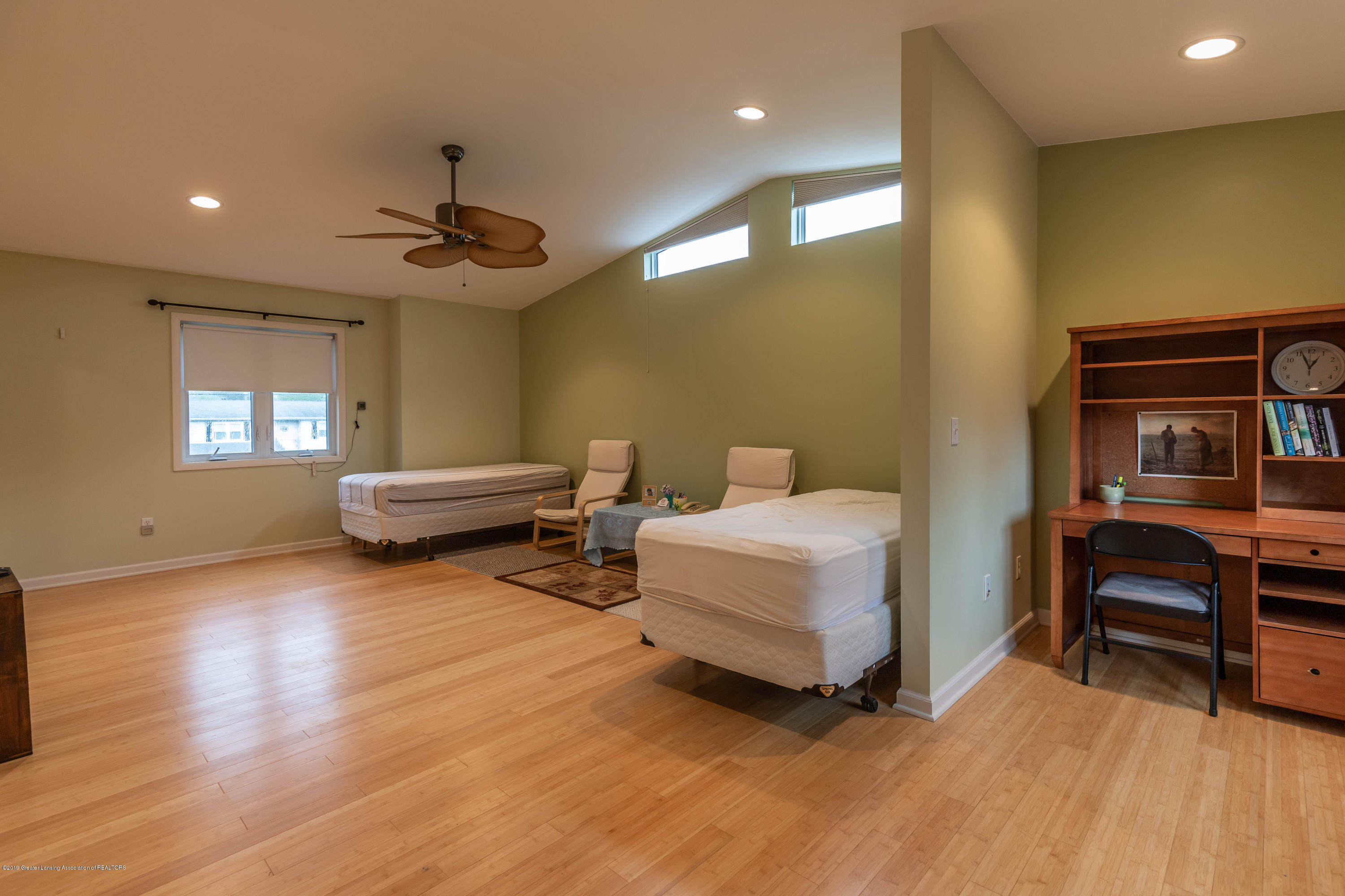 Master Bedroom:  1825 N Harrison Road