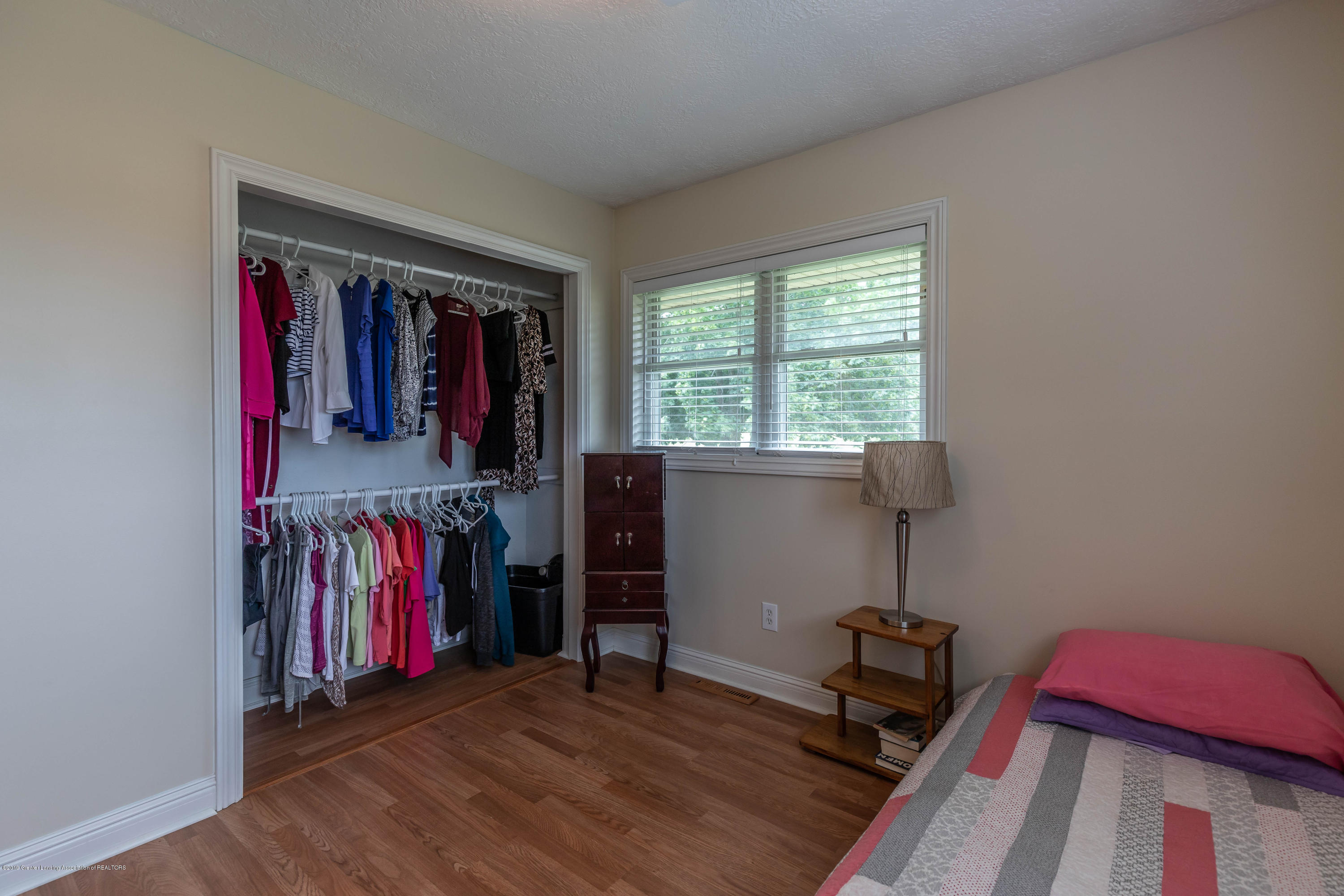 Master bedroom:  5190 W South County Line Road