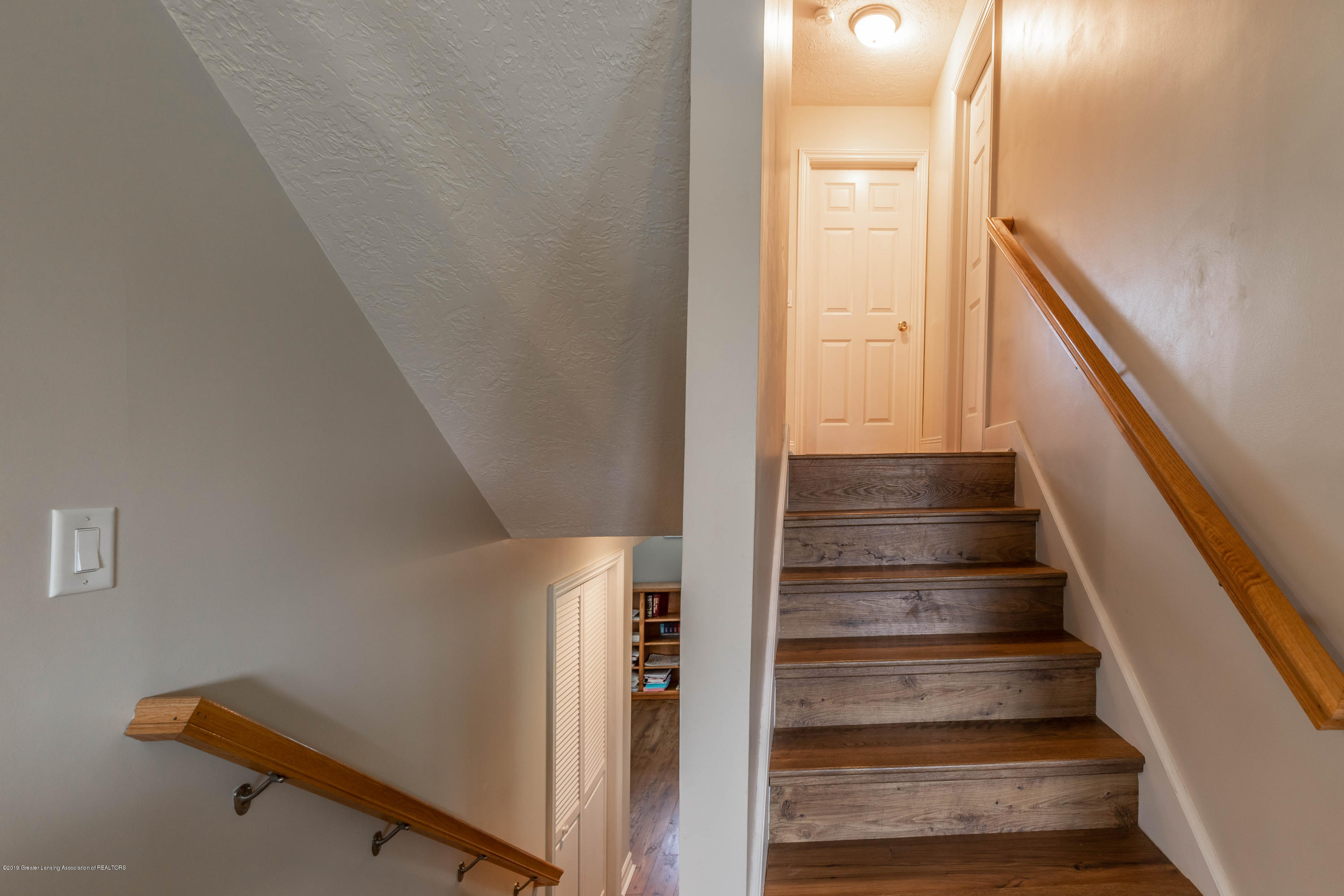 Stairs:  5190 W South County Line Road