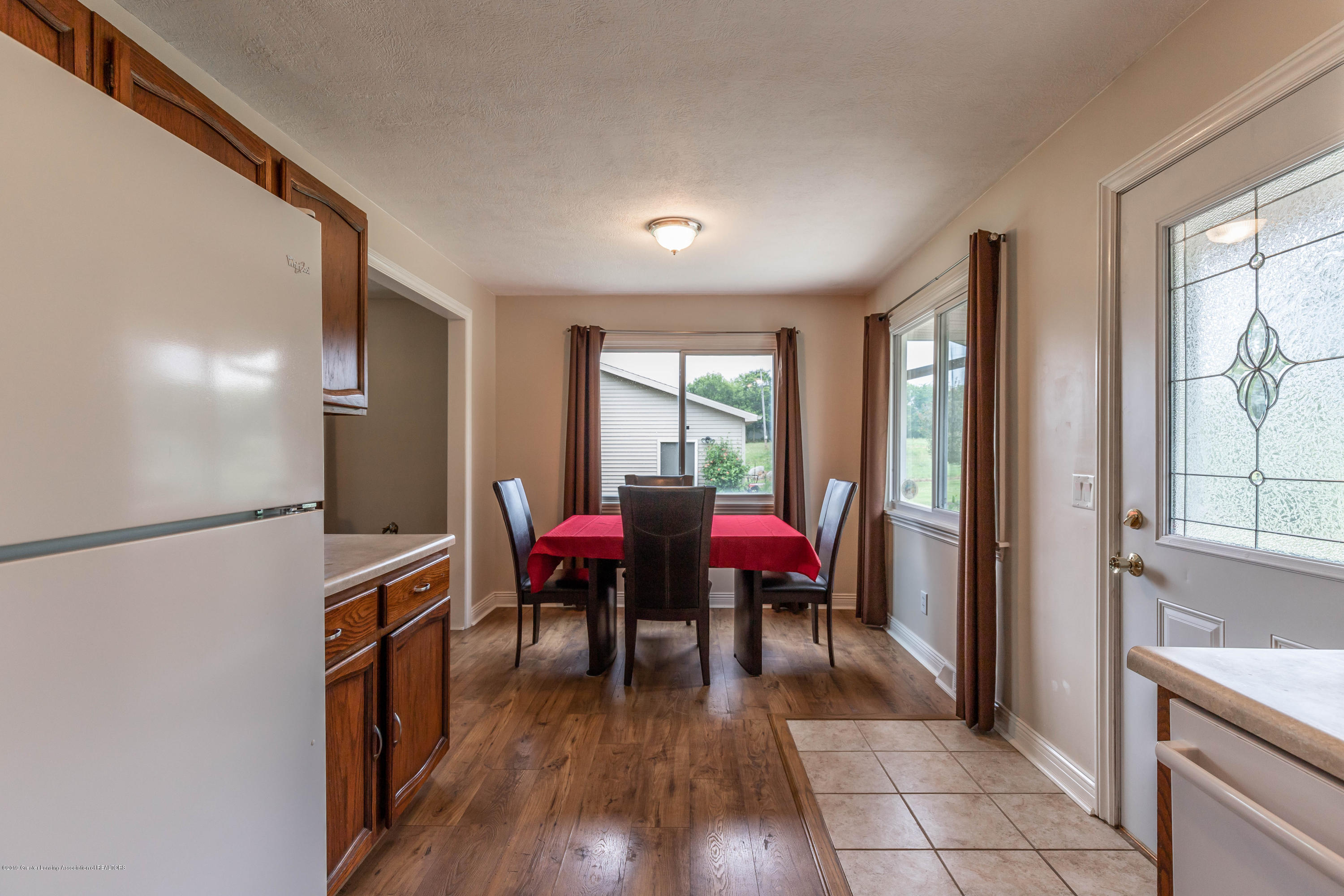 Dining area:  5190 W South County Line Road